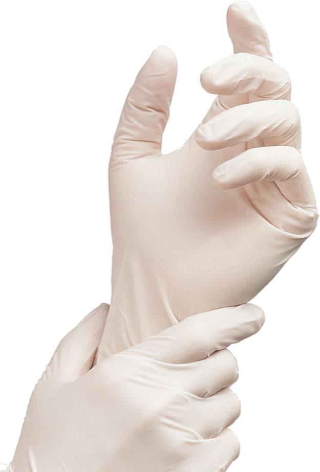 Adenna Nitrole Powder Free Exam Gloves White Wnf Latex